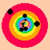 rainbow tunnel game