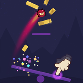 bouncy catapult game game
