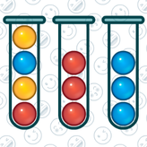 bubble sorting game