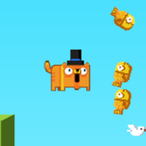 cat crossy game