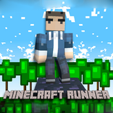 minecraft runner game