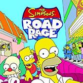 simpsons road rage game