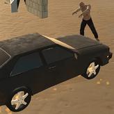 zombie car smash game