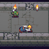 dungeon puzzle game
