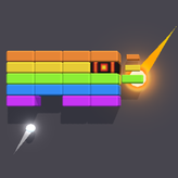 brick breaker 3d game