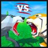 wolf vs tiger simulator game