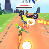 moto bike attack race master 3d game