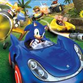 sonic & sega all-stars racing game