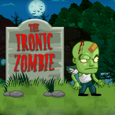 the ironic zombie game
