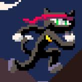 ninja cat pico-8 game