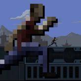 pixel runner game