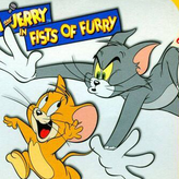 tom and jerry in fists of furry game