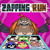 zapping run: teen titans go! game