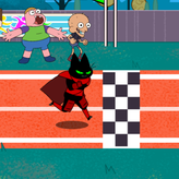 cartoon network: summer games game