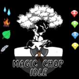 magic chop idle game