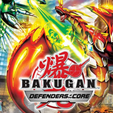 bakugan: defenders of the core game