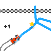 draw racing game