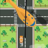 traffic run! game