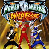 power rangers: wild force game