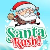 santa rush! game