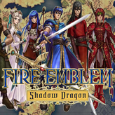 fire emblem: shadow dragon game
