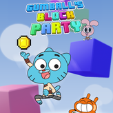 gumball: block party game