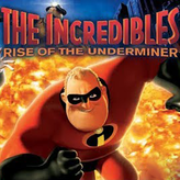 the incredibles - rise of the underminer game