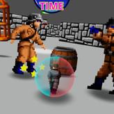 return to castle monkey ball game