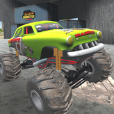 island monster offroad game
