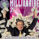 who wants to be a millionaire: 2nd edition game