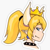 bowsette club game