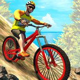 mx offroad mountain bike game