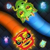 slither dragon io game