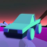 synth drift game
