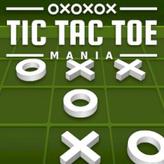 tic tac toe mania game