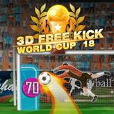 3d free kick world cup 18 game