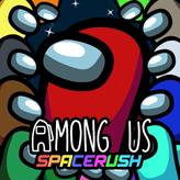 among us space rush game