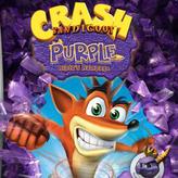 crash bandicoot: purple riptos rampage game