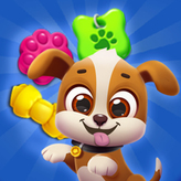 dog puzzle story game