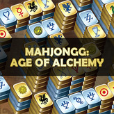 mahjongg: age of alchemy game