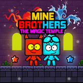 mine brothers the magic temple game