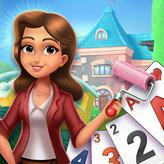 solitaire garden game