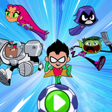 teen titans goal! game