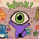 wink and the broken robot game