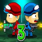 zombie parade defense 3 game