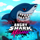 angry shark miami game