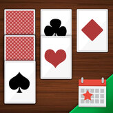daily solitaire game