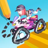 draw rider game
