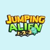 jumping alien 1.2.3 game