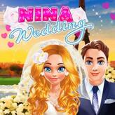 nina wedding game
